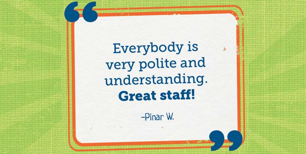 great staff