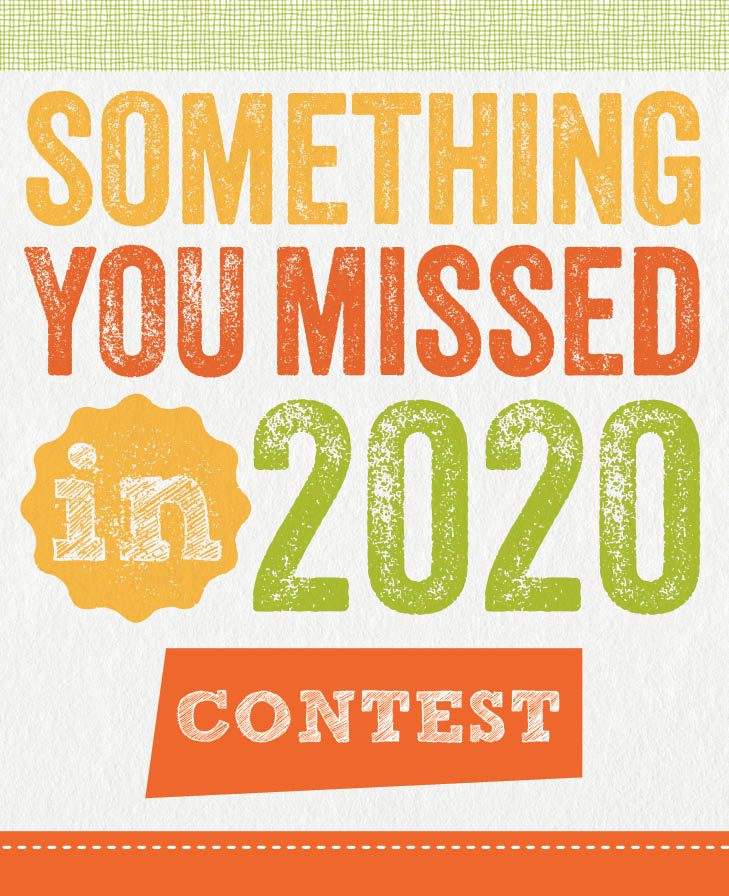 Something you missed in 2020 Summer Contest Olson Orthodontics